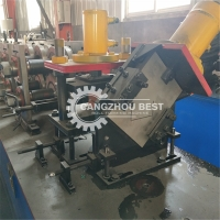 Buy cheap 50m/Min Light Steel Keel Roll Forming Machine For Cu from wholesalers