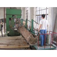 Buy cheap Woodworking vertical band saw with carriage, Sawmill Log Carriage for sale from wholesalers