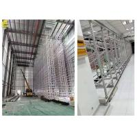 Buy cheap Adjustable Dust Proof Warehouse Pallet Racking With Baked Enamel Finishes from wholesalers