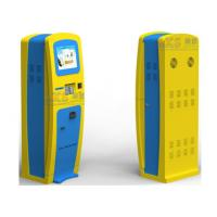 Buy cheap Gambling House Token / Card Dispenser Kiosk Bill And Banking Card Payment from wholesalers