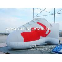 Buy cheap Advertising Giant Inflatable Shoes Customized Inflatable Replica Shoes Model from wholesalers