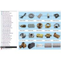 Buy cheap wire guide/power/nozzle/isolator plate/roller...accessories for SEIBU wire EDM from wholesalers
