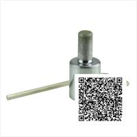 Buy cheap Diamond Grinder Bit Chromeplated for stained glass and ceramic tile MGB14 from wholesalers