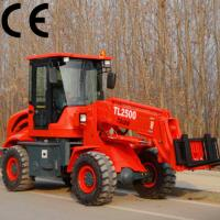 Buy cheap 2.5 tons garden tractor mini wheel loader TL2500 product