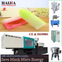 Buy cheap Horizontal Plastic Injection Molding Machine For Brush Lower Rejection Rate from wholesalers