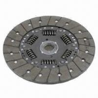 Buy cheap Clutch Disc/Plate, Suitable for Audi A4, Ceramic Material, OEM Orders are Welcome from wholesalers
