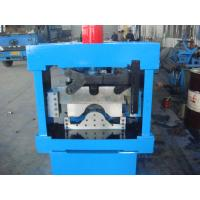 Buy cheap Blue Manual Hydraulic 3 Ton Decoiler Roof Tile Roll Forming Machine 5 -12 m/min from wholesalers