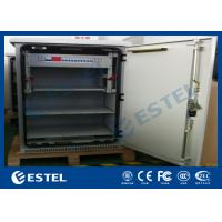 Buy cheap Anti-Theft Three Point Lock BTS Outdoor Cabinet Low Power Consumption from wholesalers