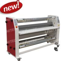 Buy cheap 6mm / Minute Roll To Roll Lamination Machine Cold Heavy Duty Laminators BU-1600RFZ-Y from wholesalers