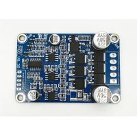 Buy cheap 3 Phase 24V BLDC Motor Driver PWM Frequency 1-20KHZ Duty Cycle 0-100% from wholesalers