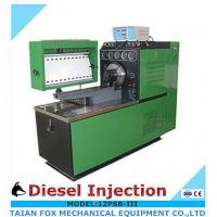 Buy cheap Diesel Fuel Injection Pump Test Bench(working station type 12PSB-I) from wholesalers