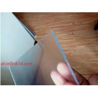 Buy cheap Newly super clear 40LPI 3.95mm plastic lens for 3d and flip lenticular effect printed by UV offset print by injekt print product
