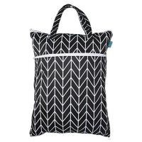 Buy cheap Mummy Maternity Nappy Bag Two Laundry  Compartments Top Handle Convenient from wholesalers