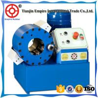 Buy cheap hydraulic hose crimping machine high pressure hot sale new design from wholesalers