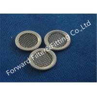 Buy cheap Good rigidity filter disc , filter pipe , filter cap , filter basket , special shaped of filter from wholesalers