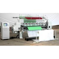 Buy cheap Multi Needle Straight Line Quilting Machine , 2.4 Meters Blanket Sewing Machine from wholesalers