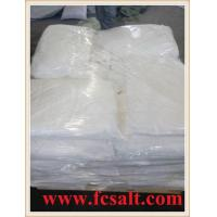 Buy cheap Rock Salt Ice Melt with pallet and plastic film from wholesalers