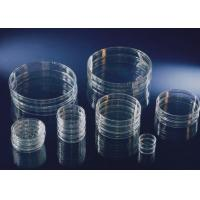 Buy cheap Medical Grade Laboratory Consumables 35mm / 60mm Polystyrene Culture Dishes from wholesalers