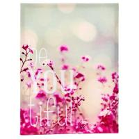 "Buy cheap Be Youtiful 16""x12"" Size Hand Painted Canvas Wall Art , Flowers Hand Painting On Canvas from wholesalers"