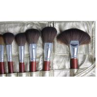 Buy cheap Private Label Cosmetic Brushes Kit /liquid foundation brush With PU Bag from wholesalers
