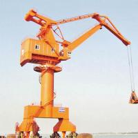 Buy cheap Mobile Container Shipyard Port Ship Gantry Crane Heavy Duty Double Beam from wholesalers
