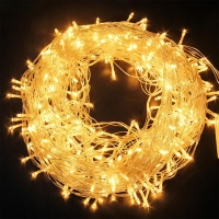 Buy cheap Waterproof 9 Colors 10M 100 LED Fairy String Lights from wholesalers