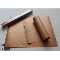 Buy cheap Non Stick Silicone Baking Mat FDA PTFE Copper 33X40CM 0.2MM BBQ Grill Mat from wholesalers