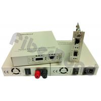 Buy cheap DWDM / CWDM 10G Media Converter Copper To Fiber , RJ45 To SFP+ from wholesalers