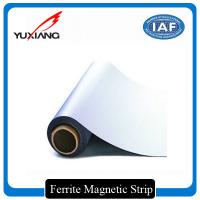 Buy cheap Strong Isotropic Flexible Magnetic Sheet 200mm Width Outstanding Flexural Strength from wholesalers