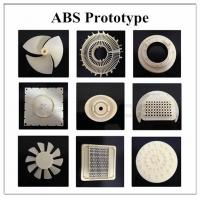 Buy cheap ABS Prototype Plastic Mold Parts High Toughness Low Friction TS Certification from wholesalers