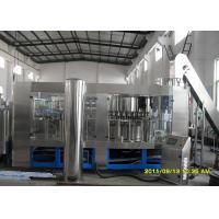 6.57kw PET bottle mineral water filling machine 8000-10000BPH
