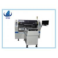 Buy cheap 220AC 50HZ SMT Mounting Machine 170000 CPH Capacity 5 Kw LED Monitor Display from wholesalers