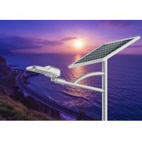Buy cheap 1700lm Solar LED Garden Lights 10W 60 LED Unique Design For Villa Park Resort from wholesalers
