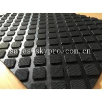Buy cheap Heavy duty rubber car mats , Custom size Anti-slip rubber mats for garage floors product