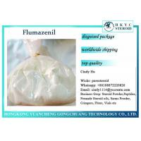 Buy cheap 99% Purity Antidote Raw  White Powder Flumazenil For Nootropic Supplement from wholesalers