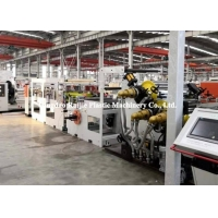Buy cheap 1220mm PLA Biodegradable Plastic Board Production Line from wholesalers