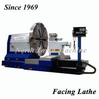 Buy cheap Big Head Facing In Lathe Machine For Shipyard Propeller High Performance from wholesalers