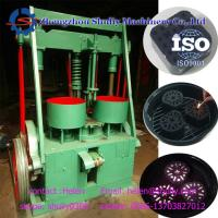 Buy cheap Plant high quality low consumption coal dust shisha charcoal briquette machine with low price from wholesalers