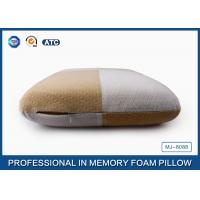 Perfect Pillow Memory Foam Traditional Bed Pillow : Anti-allergic Jacquard Velour Traditional Memory Foam Pillow Perfect In Head Support - 104779240