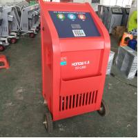 Buy cheap Vacuum Refill R134a Refrigerant Recovery Machine , Air Conditioning Charging Equipment from wholesalers