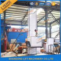 Buy cheap 250kgs 4M Wheelchair Platform Lift Elevator Disable Wheelchair Lift Platform for Home Use from wholesalers