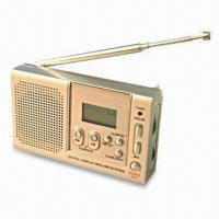 Buy cheap Pocket Radio with Digital Read-out and Telescopic Antenna from wholesalers