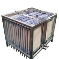 Buy cheap Membrane Bioreactor MBR Water Treatment Filter Unit Anti Fouling Long Service Life from wholesalers