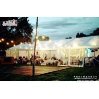 Buy cheap Transparent roof 500 Seater Decorate Outdoor White Wedding Tent for Sale from wholesalers