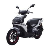 Buy cheap Hand Brake Adults Street Legal Gas Scooter AH1P52QMI Engine 200mm Ground Clearance from wholesalers
