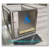 Buy cheap Handicapped Wheelchair for Home/House Small Elevators Suppliers/Factories from wholesalers