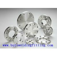 Buy cheap 2507 UNS S32750 Socket Weld Flange For Pharmaceutical 20'' 300LB ASME B16.5 from wholesalers