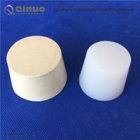 Buy cheap Made in China Shanghai Qinuo nature rubber and silicone rubber tapered plugs from wholesalers