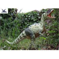 Buy cheap Moving Realistic Dinosaur Statues Model For Dinosaur World Museum Display product
