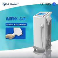 Buy cheap 2018 laser beauty equipment 808 diode laser permanent hair removal for clinic from wholesalers
